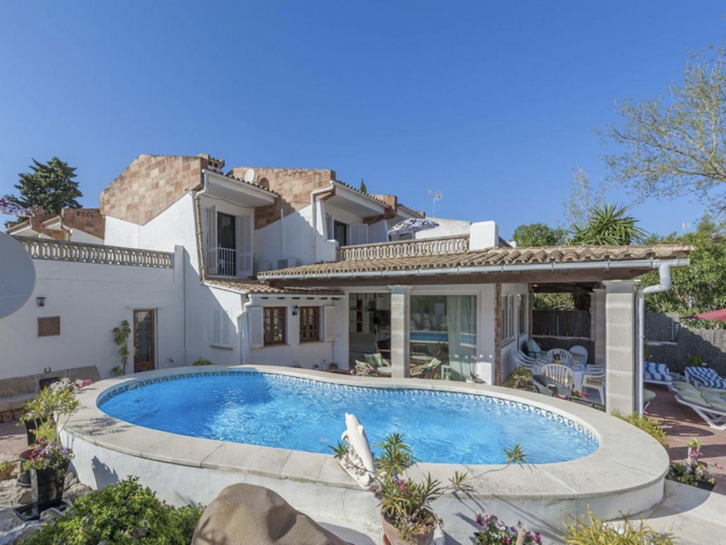 4 Bed Villa for sale in PUERTO POLLENSA 0