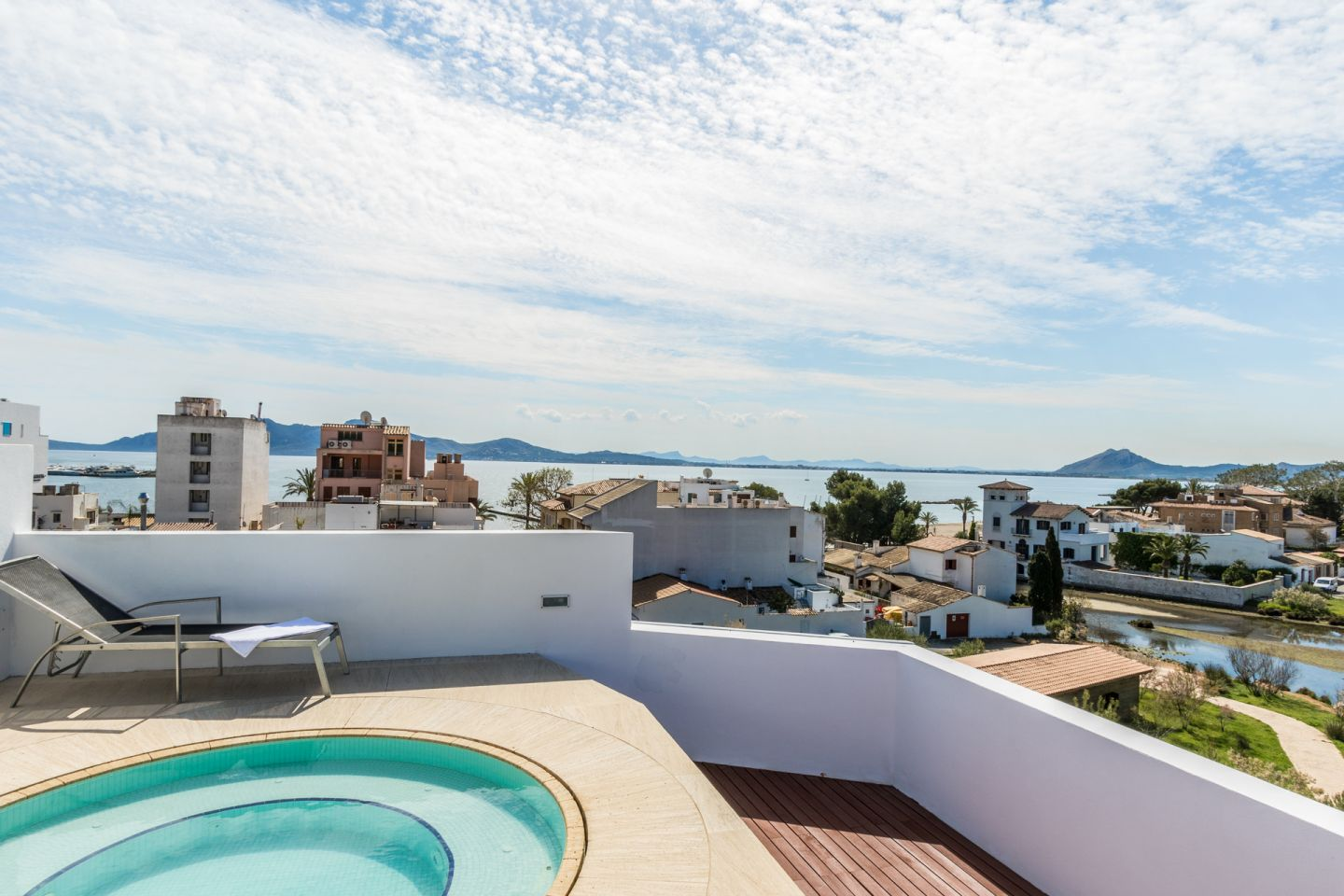3 Bed Penthouse for sale in PUERTO POLLENSA 0