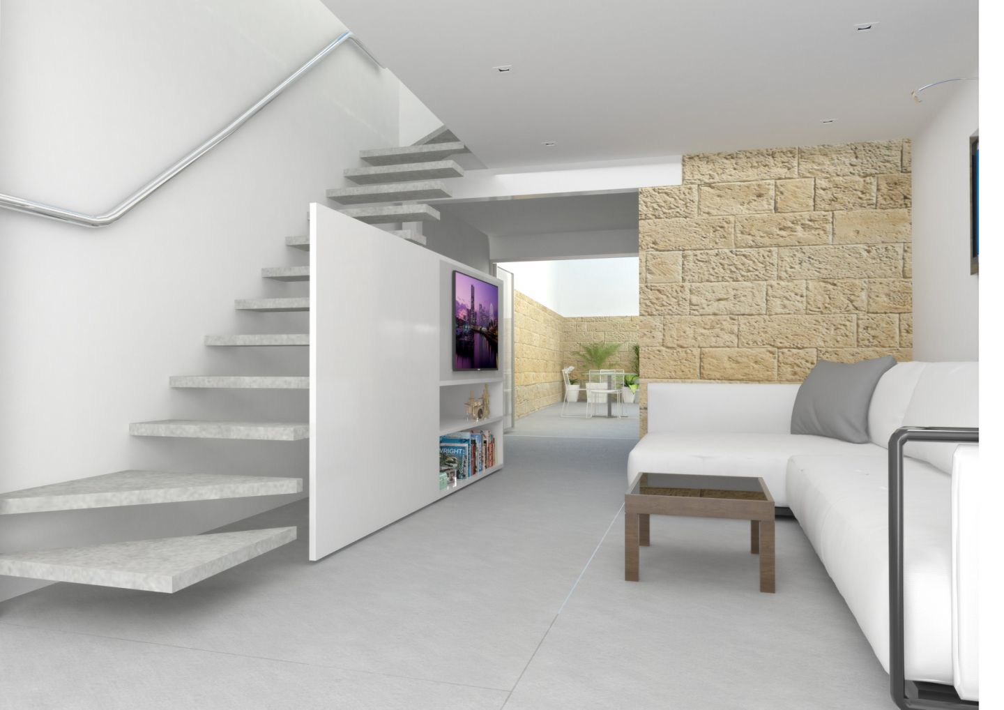 3 Bed Townhouse for sale in POLLENSA 17