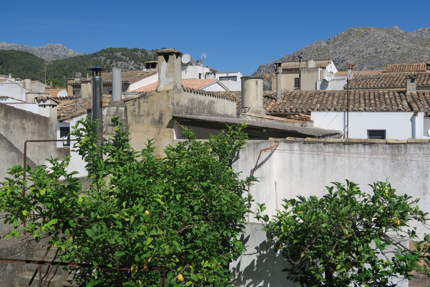 3 Bed Townhouse for sale in POLLENSA 3