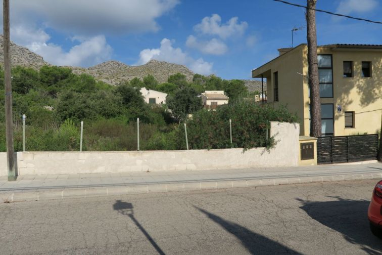 Urban Land for sale in POLLENSA