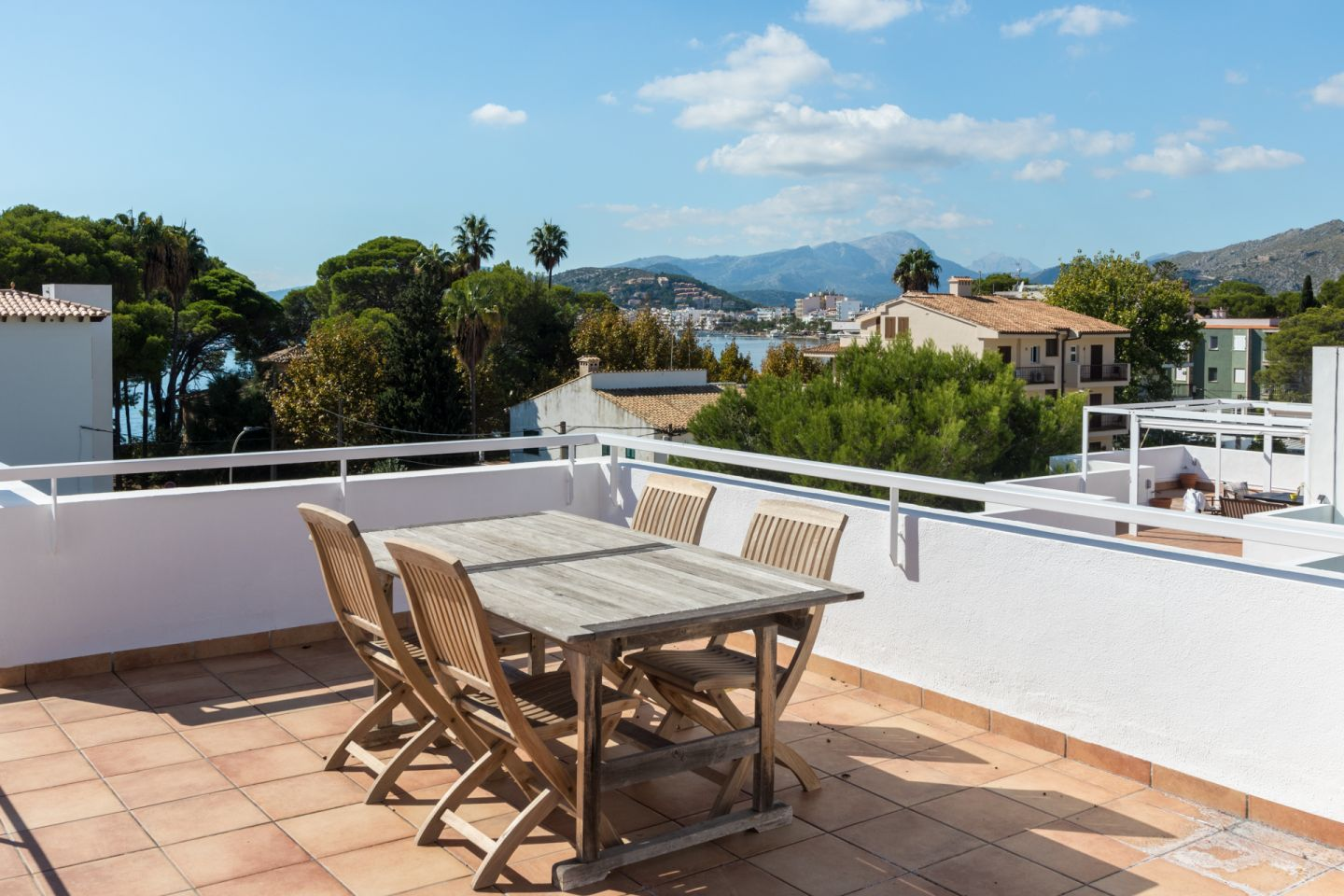 5 Bed Penthouse for sale in PUERTO POLLENSA 10