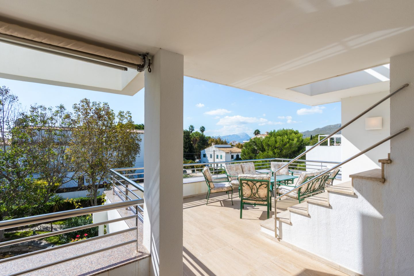 5 Bed Penthouse for sale in PUERTO POLLENSA 2