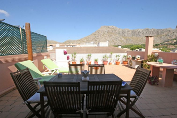 2 Bed Penthouse for sale in PUERTO POLLENSA