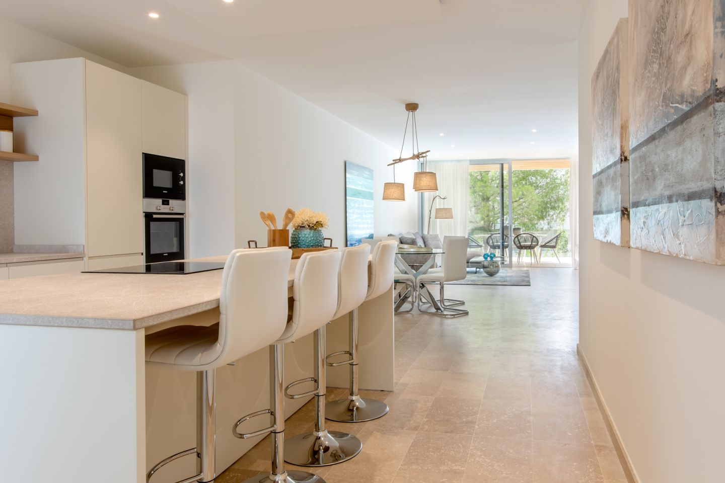 3 Bed Ground Floor for sale in PUERTO POLLENSA 2
