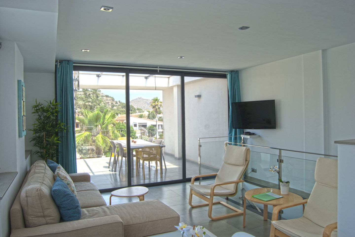 3 Bed Duplex for sale in PUERTO POLLENSA 1