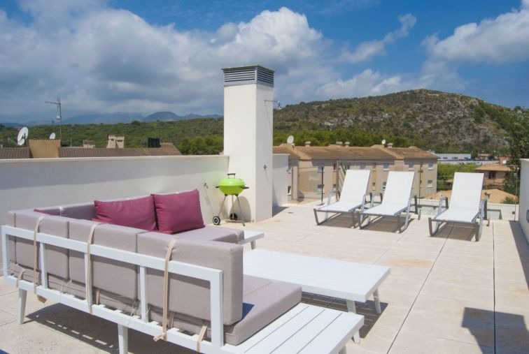 3 Bed Duplex for sale in PUERTO POLLENSA