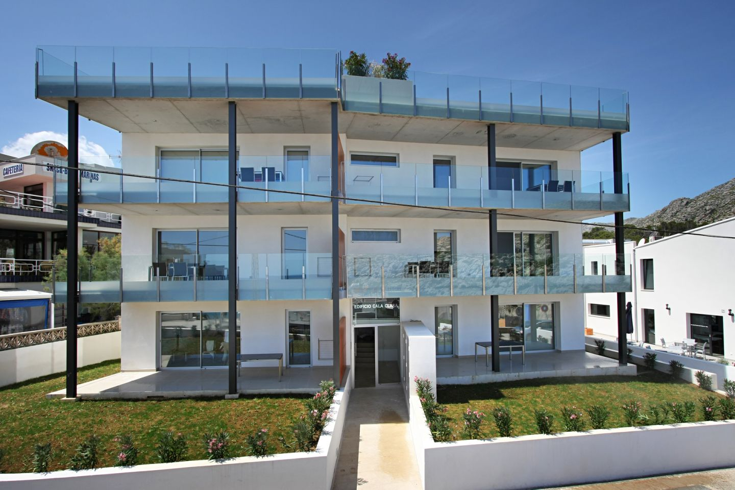 2 Bed Ground Floor for sale in Cala San Vicente 0