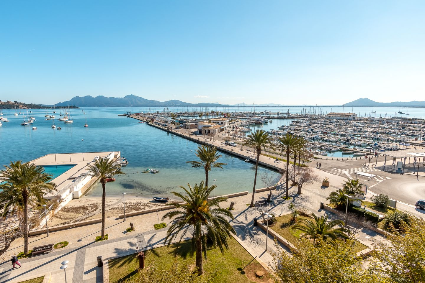 5 Bed Apartment for sale in Puerto Pollensa 0