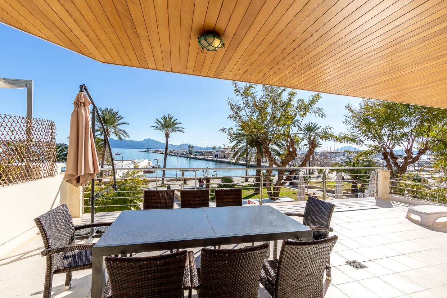 5 Bed Apartment for sale in Puerto Pollensa 2