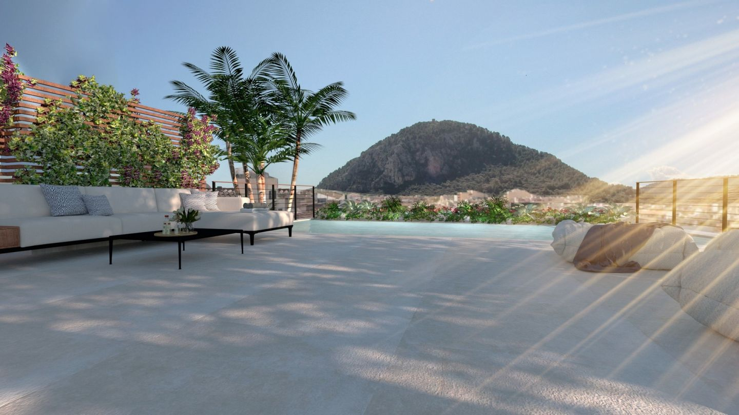 4 Bed Urban Land for sale in Pollensa 0