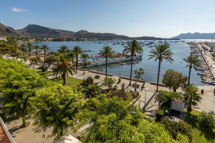 4 Bed Apartment for sale in PUERTO POLLENSA