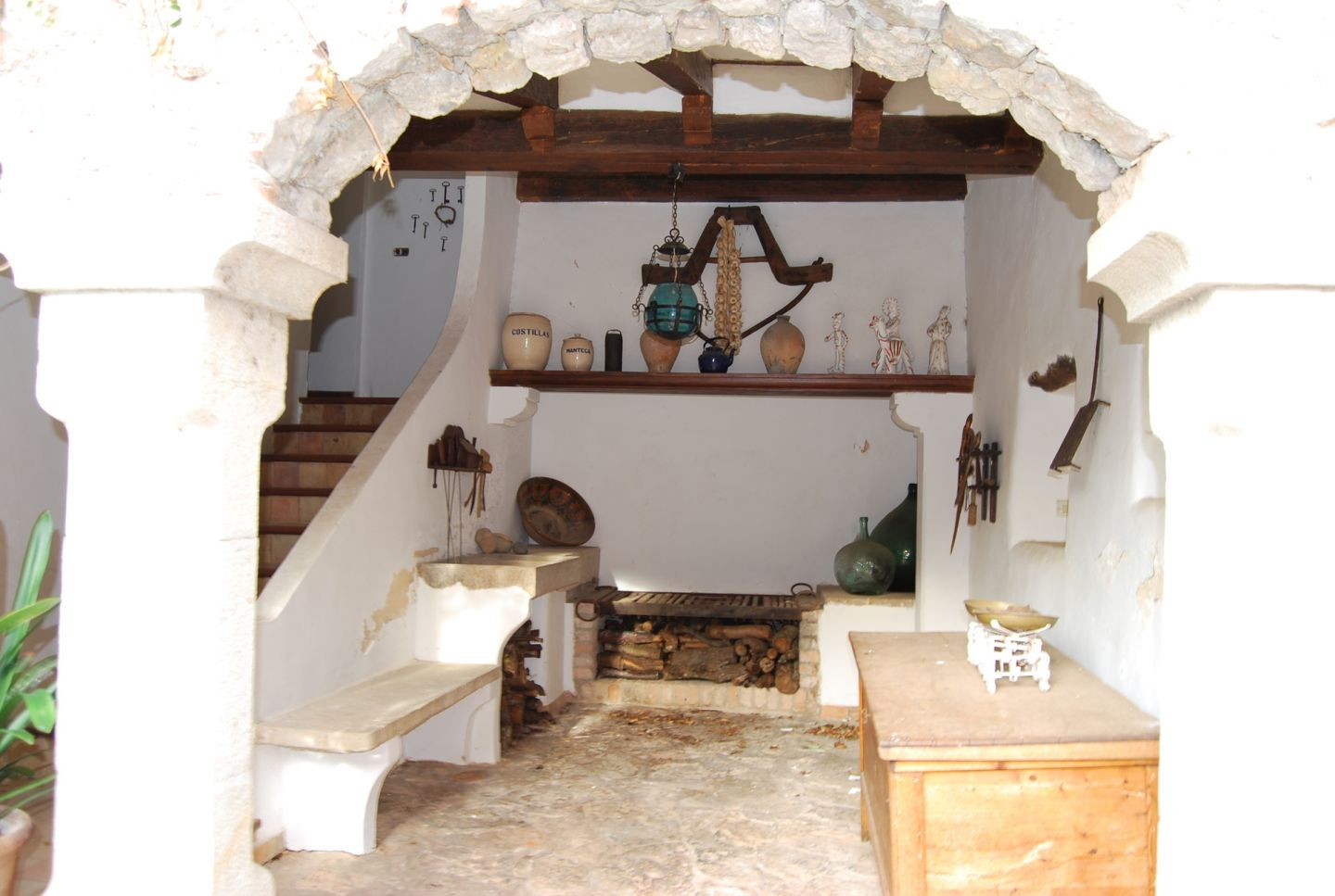 11 Bed Countryside House for sale in ESCORCA 8