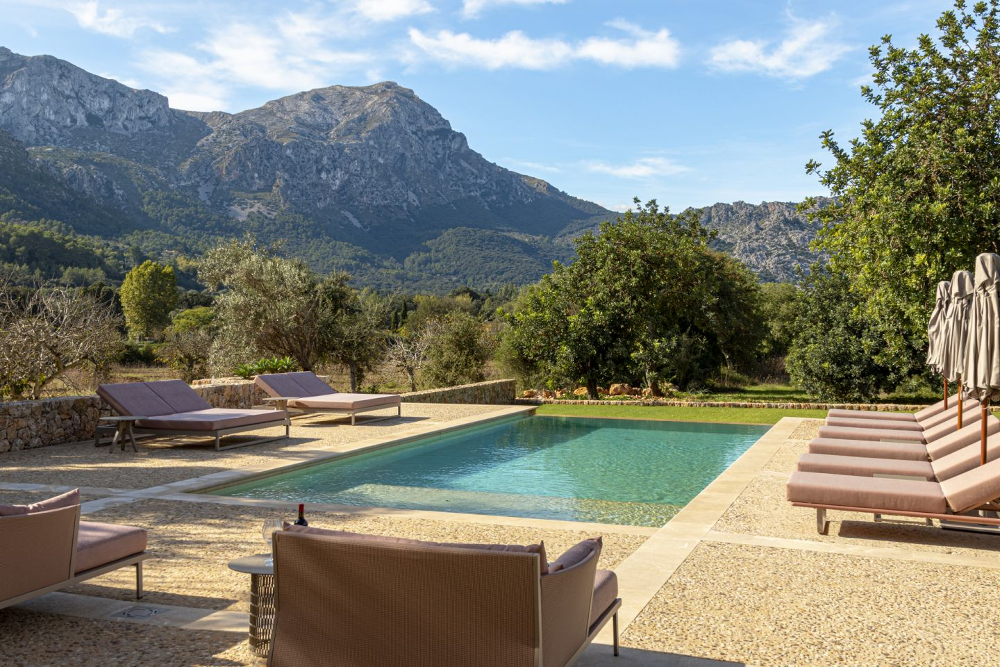 5 Bed Countryside House for sale in POLLENSA 0