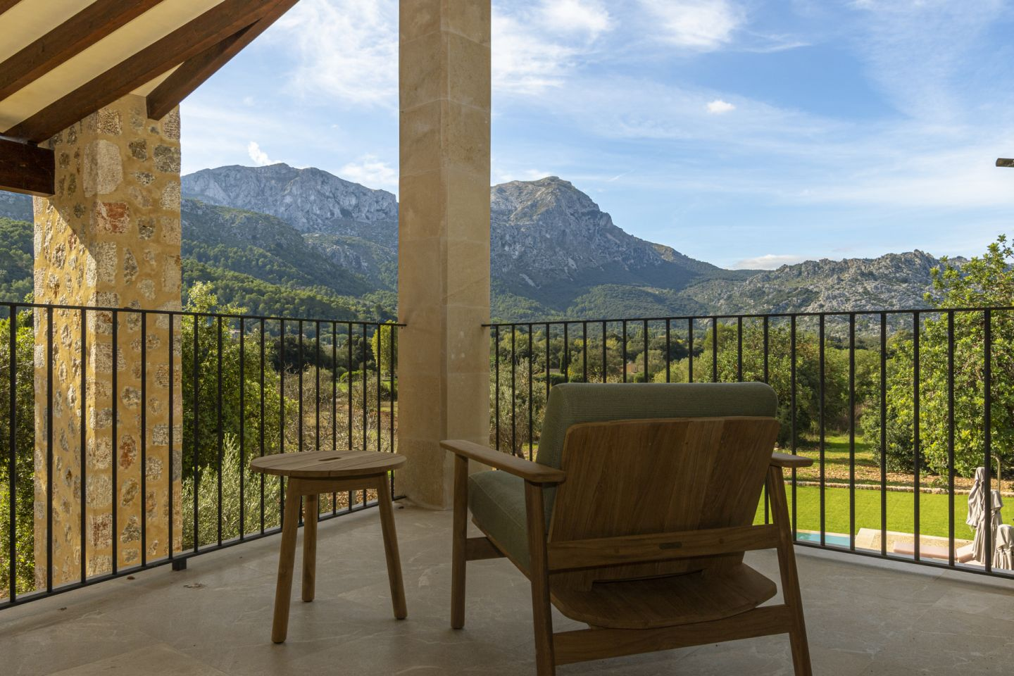 5 Bed Countryside House for sale in POLLENSA 12