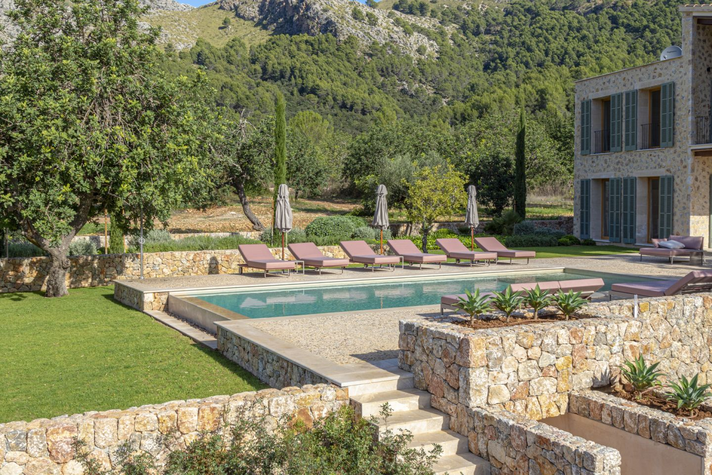5 Bed Countryside House for sale in POLLENSA 20