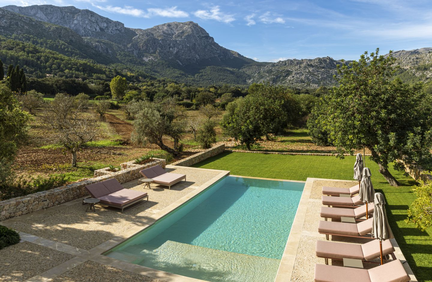 5 Bed Countryside House for sale in POLLENSA 22