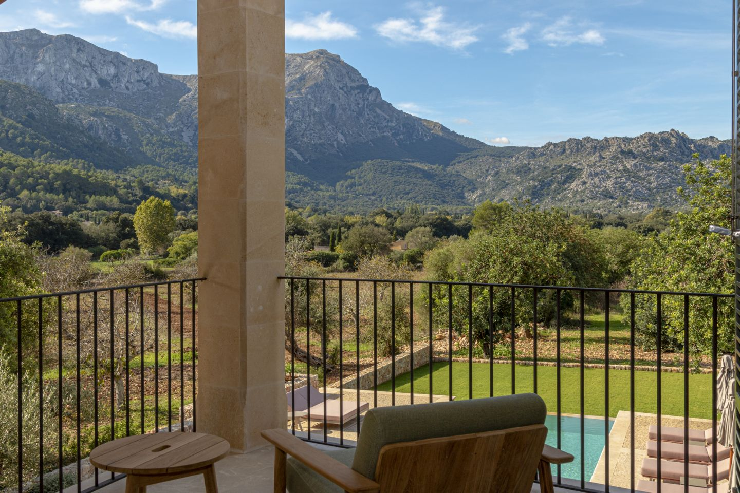5 Bed Countryside House for sale in POLLENSA 27