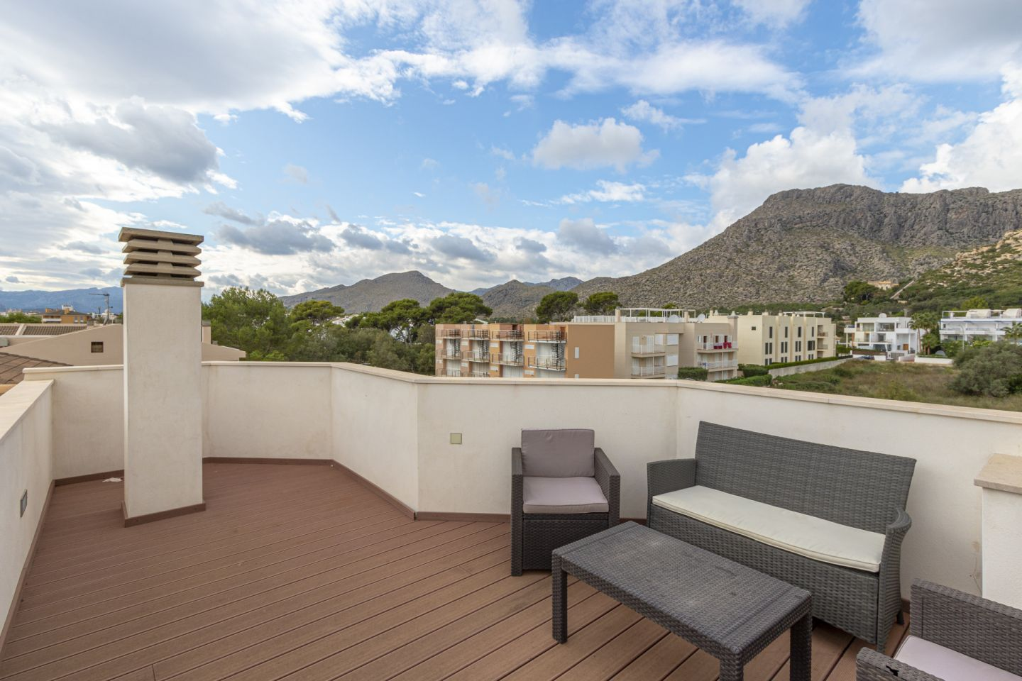 4 Bed Penthouse for sale in PUERTO POLLENSA 10