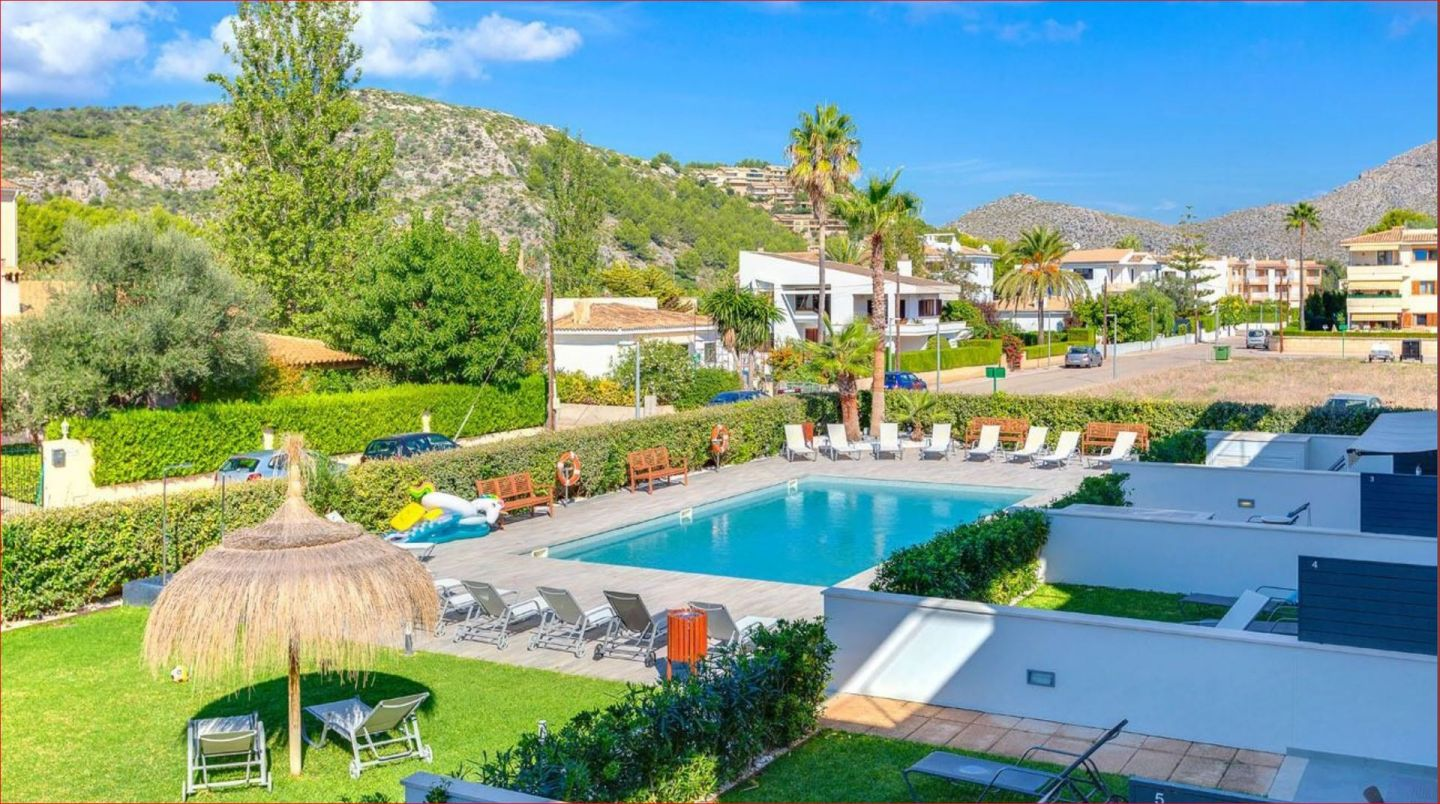 3 Bed Duplex for sale in PUERTO POLLENSA 12