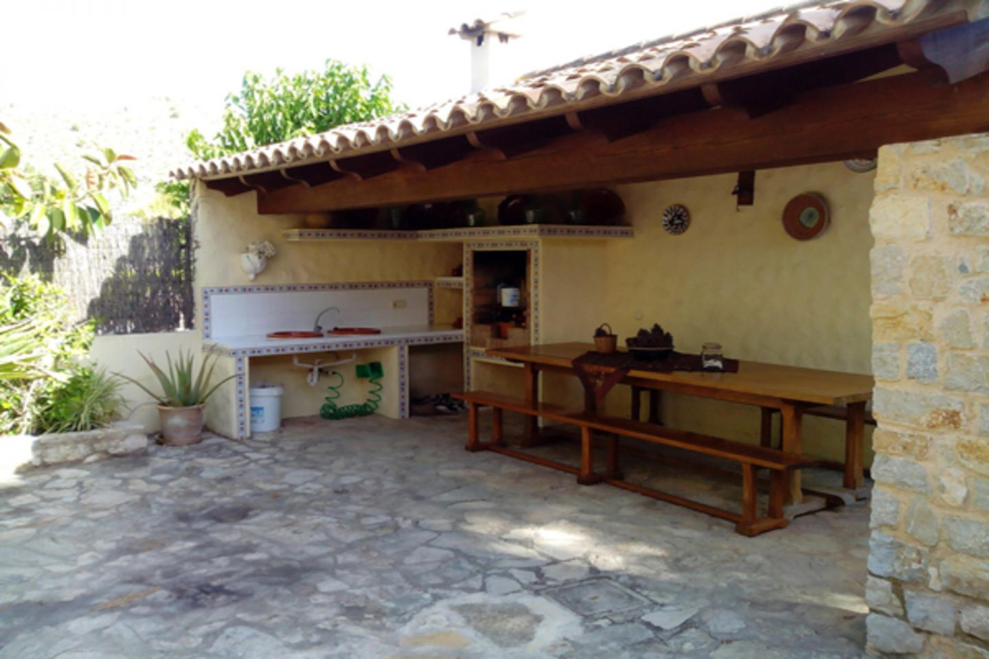 3 Bed Countryside House for sale in POLLENSA 4