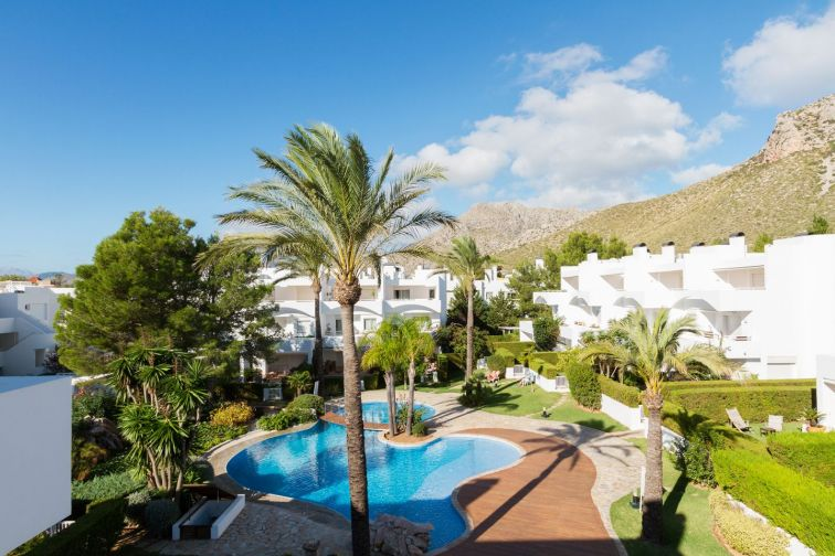 4 Bed Semidetached House for sale in PUERTO POLLENSA