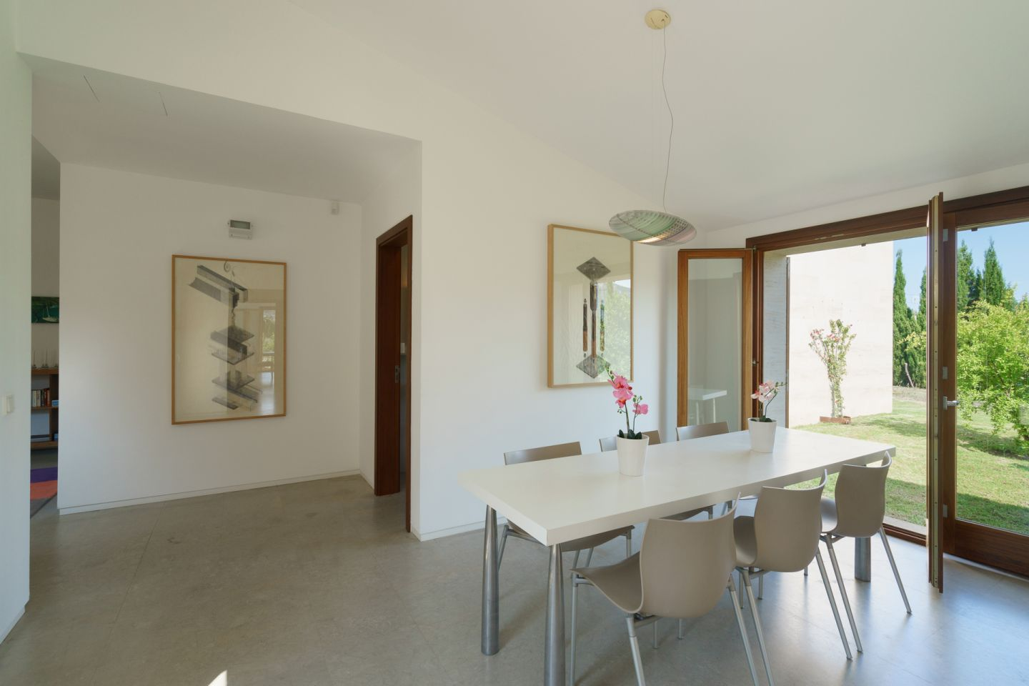 4 Bed Countryside House For Sale in POLLENSA 8