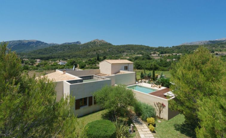 4 Bed Countryside House for sale in POLLENSA