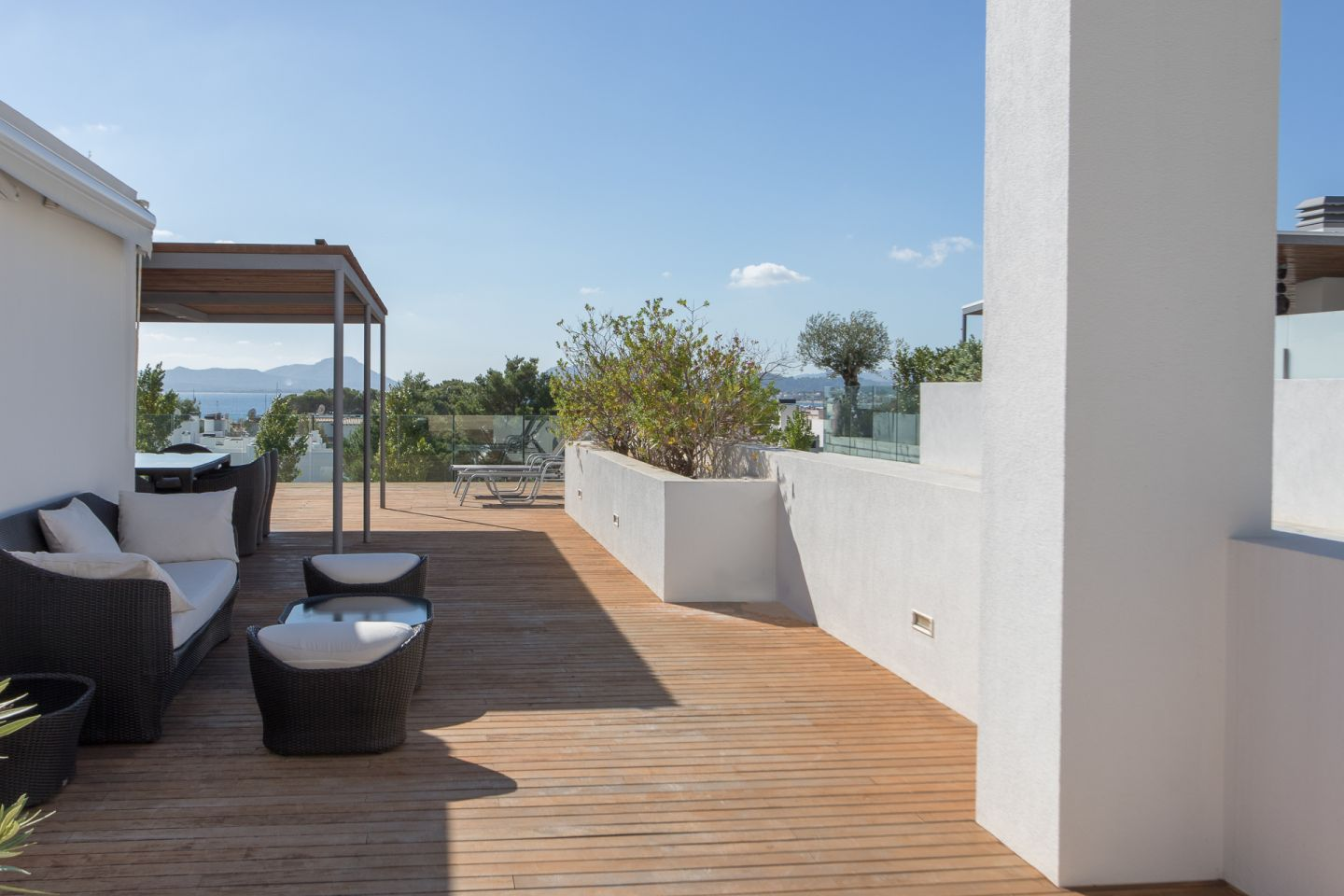 4 Bed Penthouse for sale in PUERTO POLLENSA 15