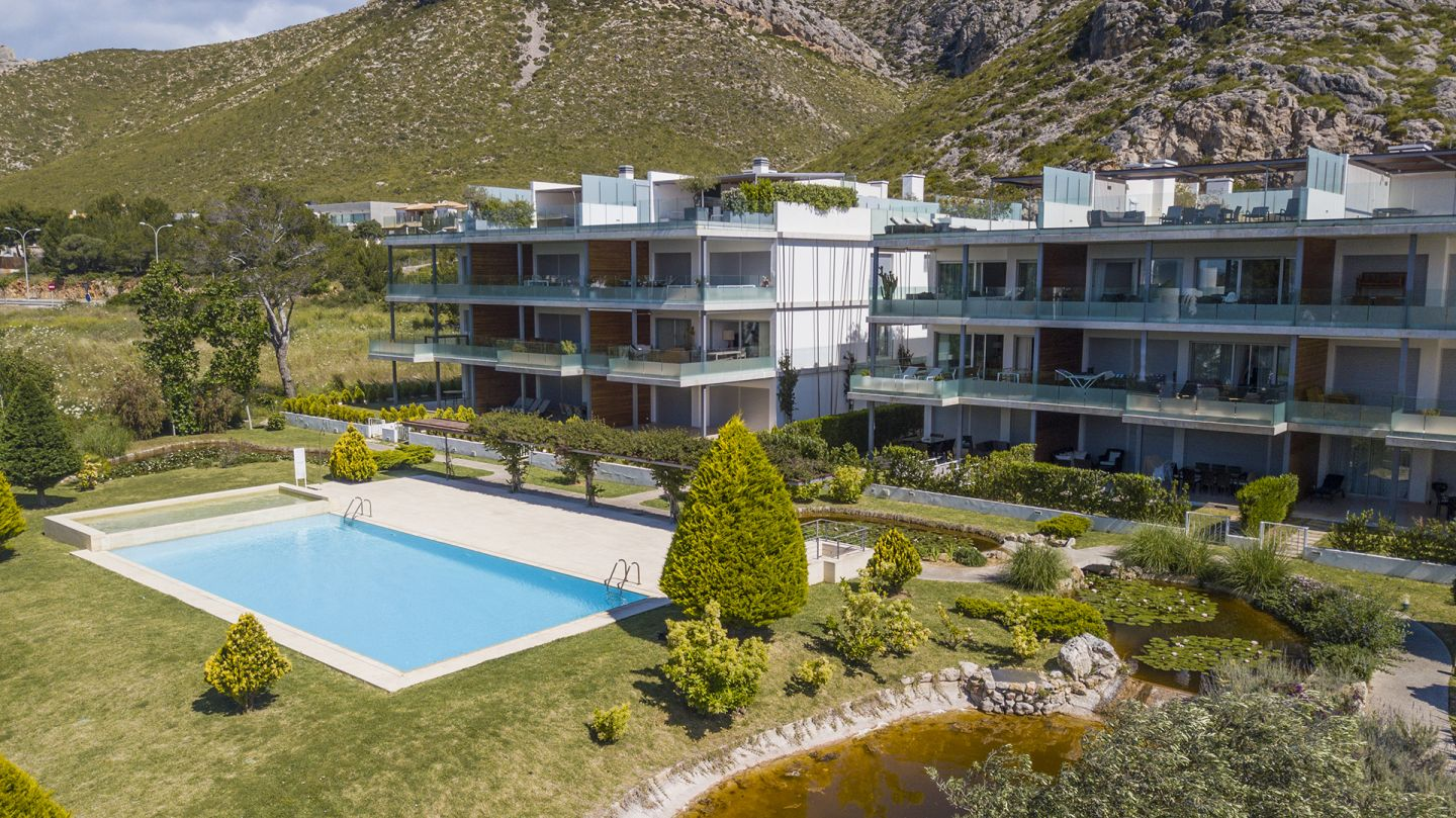 3 Bed Penthouse for sale in PUERTO POLLENSA 17