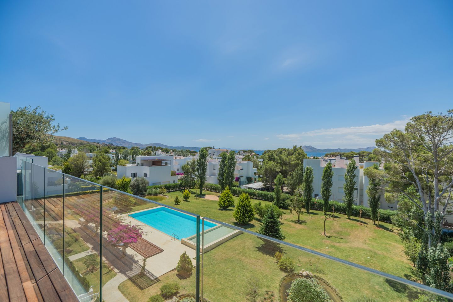 4 Bed Penthouse For Sale in PUERTO POLLENSA 11